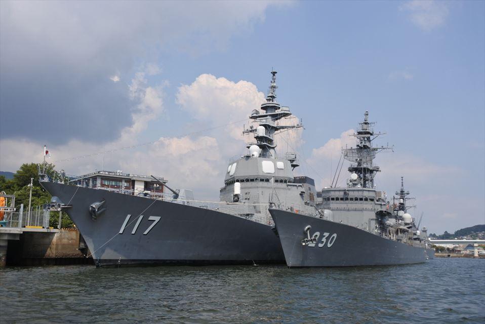 佐世保に行ったら、自衛隊カレーとSASEBO軍港クルーズははずせない【長崎県・佐世保市】
