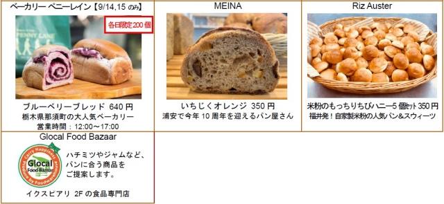 イクスピアリ・パン・コレクション全店2