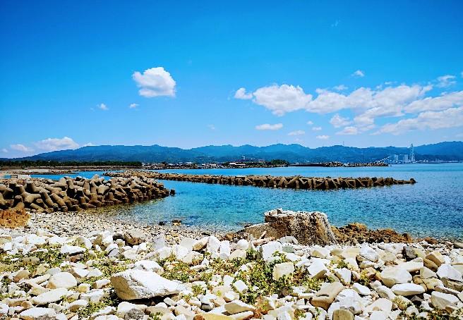 富岡海水浴場海