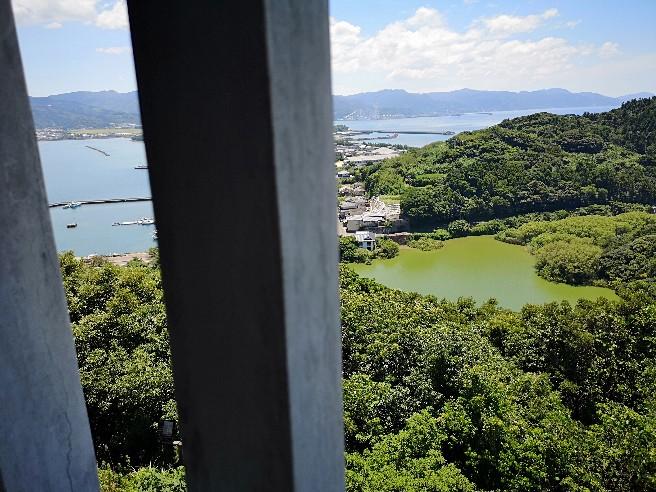 富岡城袋池