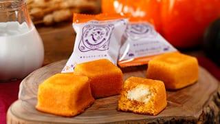 東京ミルクチーズ工場「パンプキンチーズキューブ」