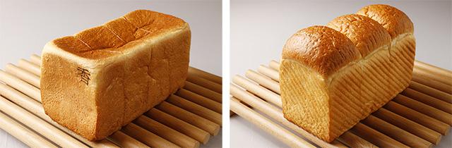 俺のBakery網島店「銀座の食パン~香~」「山型の食パン」