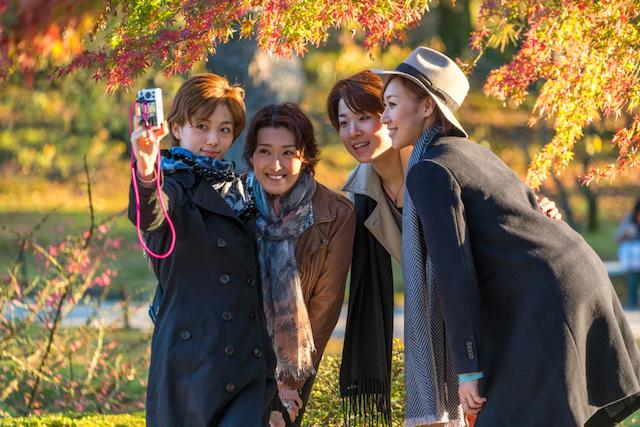【全国紅葉の絶景】女性好みの紅葉、石川県の紅葉人気スポット