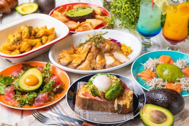Hawaiian cafe&diner