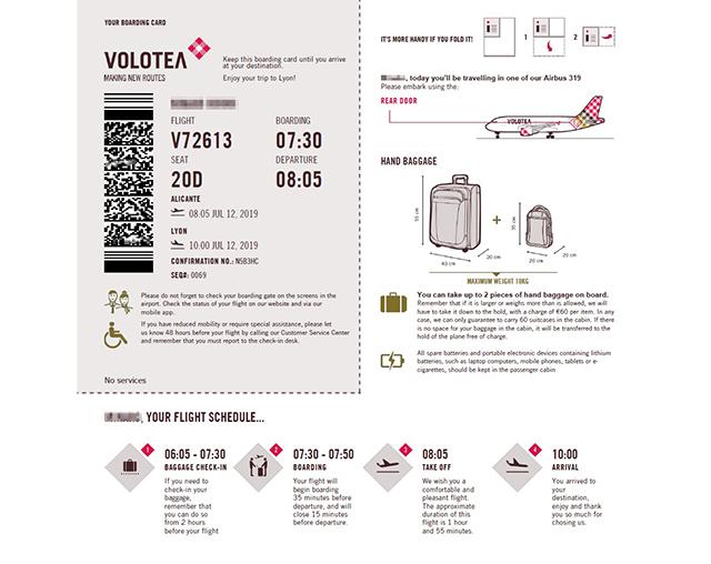 ボロテア航空(Volotea Airline)ボーイングパス