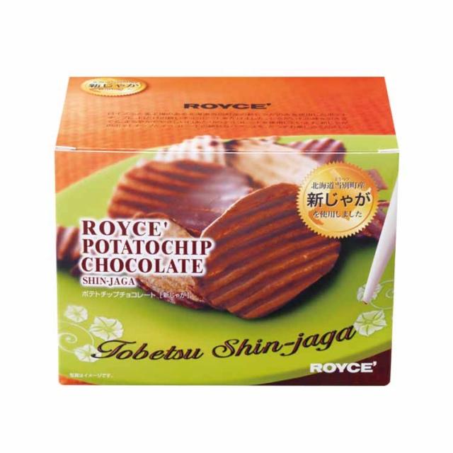 ポテトチップチョコレート[新じゃが]