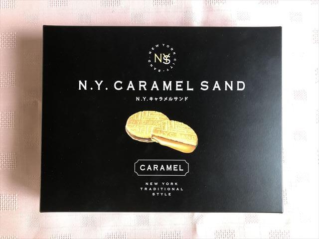 N.Y.キャラメルサンド