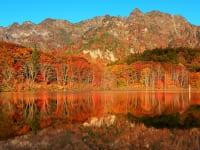 長野県 鏡沼