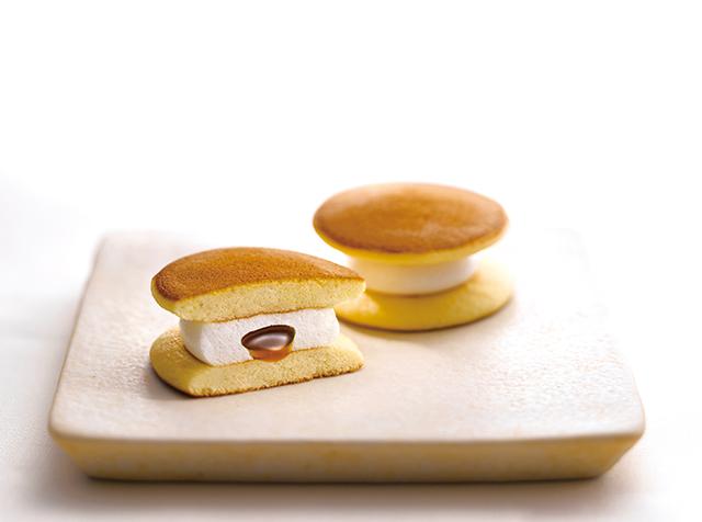HONMIDO(本実堂)「みたらしパンケーキ」