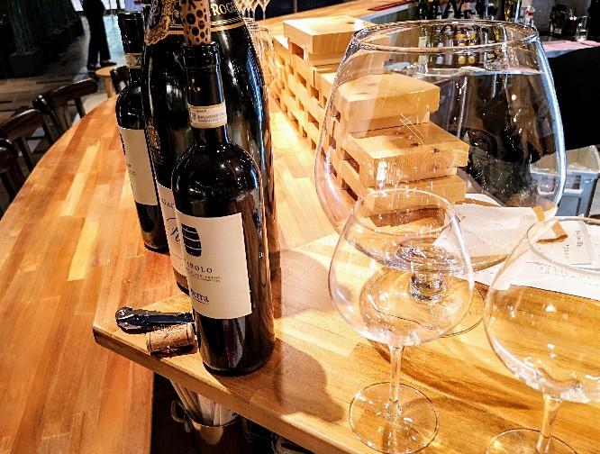 博多ニューコマツワイングラス