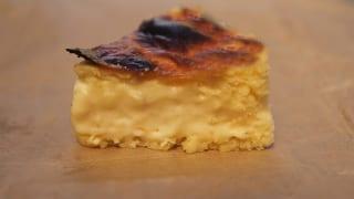 リトルローザンヌ「生バスクチーズケーキ」