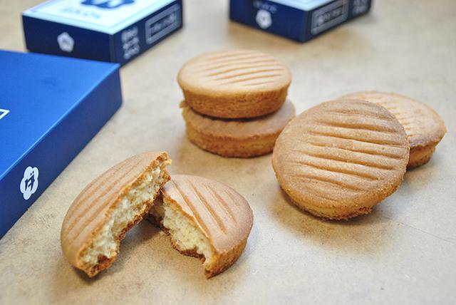 ウメダチーズラボ「厚クッキー」