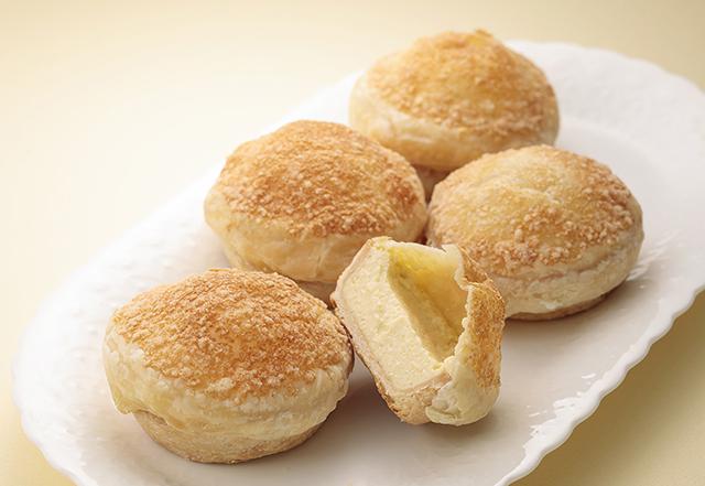 ウメダチーズラボ「パイに包まれたチーズタルト」
