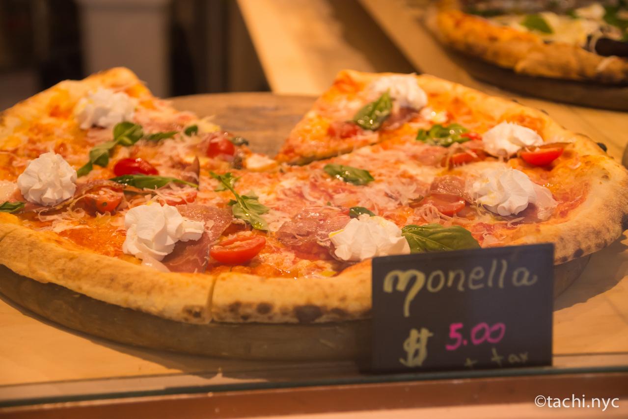 Enzo Bruni La Pizza Gourmet ピッツア