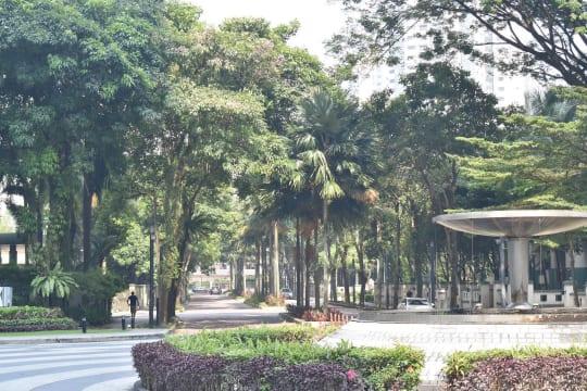 日本人が多く暮らすクアラルンプールのモントキアラ