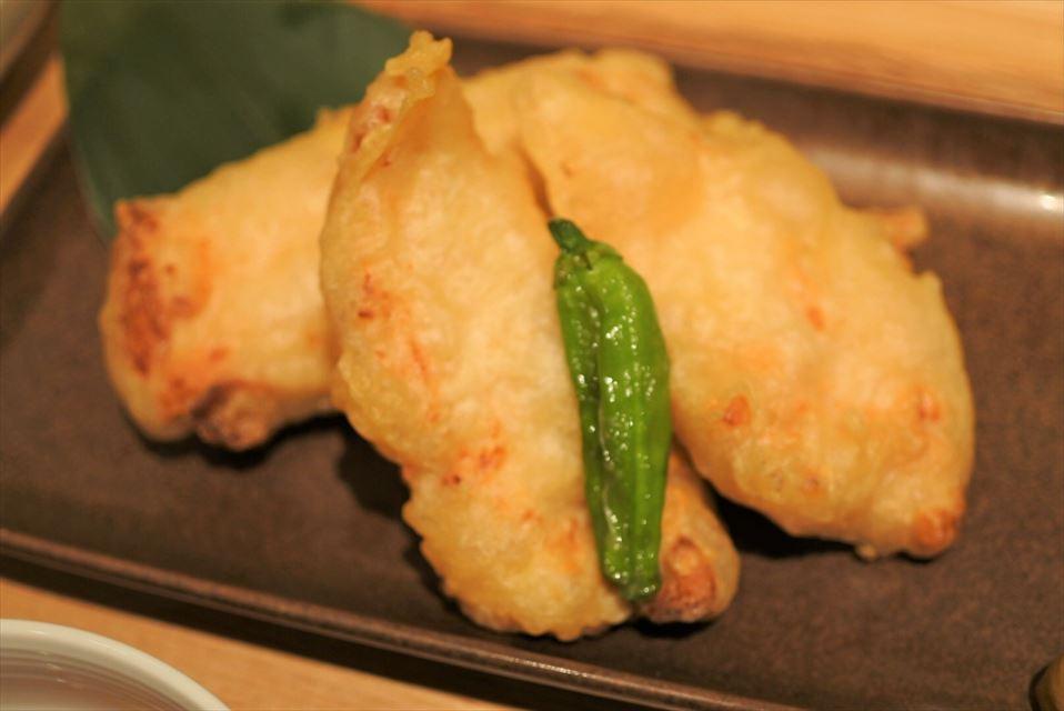 MUJI Diner 日替わり定食 鶏天