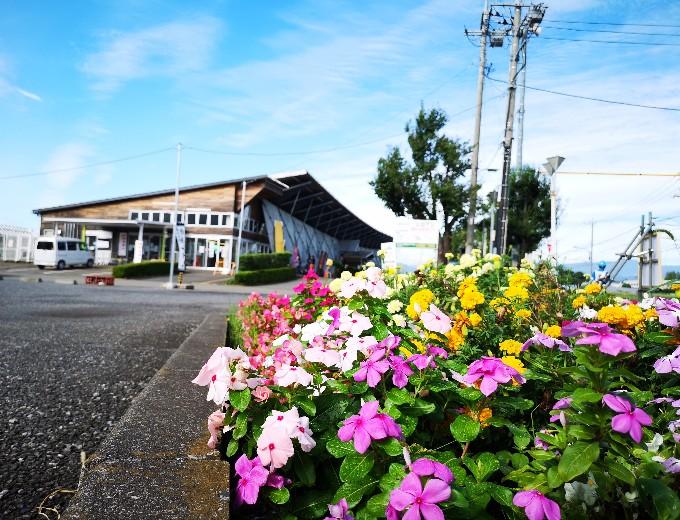 秋川ファーマーズセンター外観