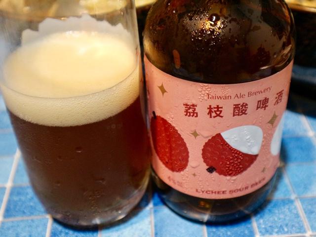 ライチサワービール