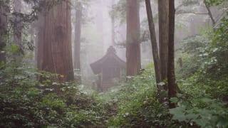 庄原 比婆 熊野神社