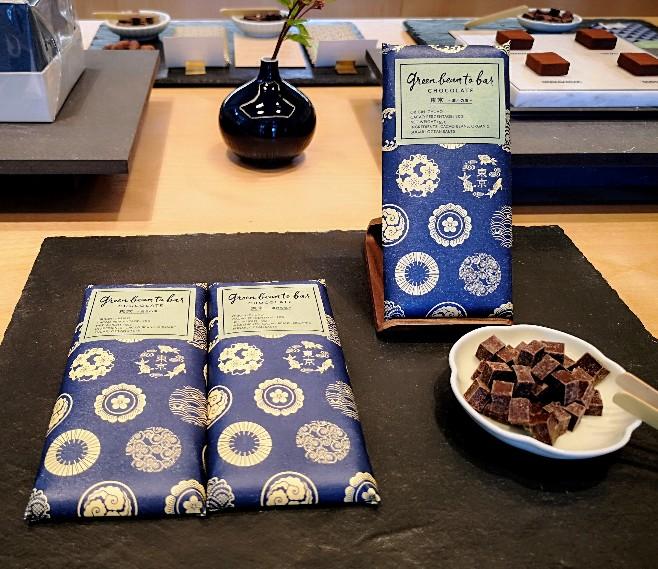 greenbeantobar日本橋店東京チョコレートバー