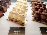 greenbeantobar日本橋店エクレアブラン