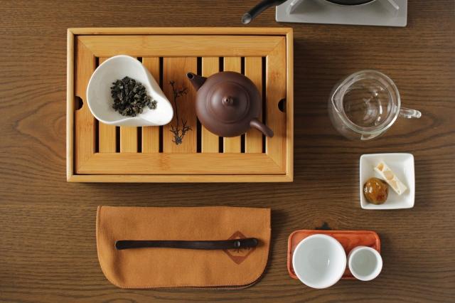 台湾茶カフェ狐月庵