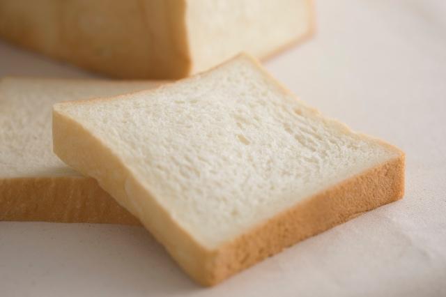 食パンで味わうプチ贅沢