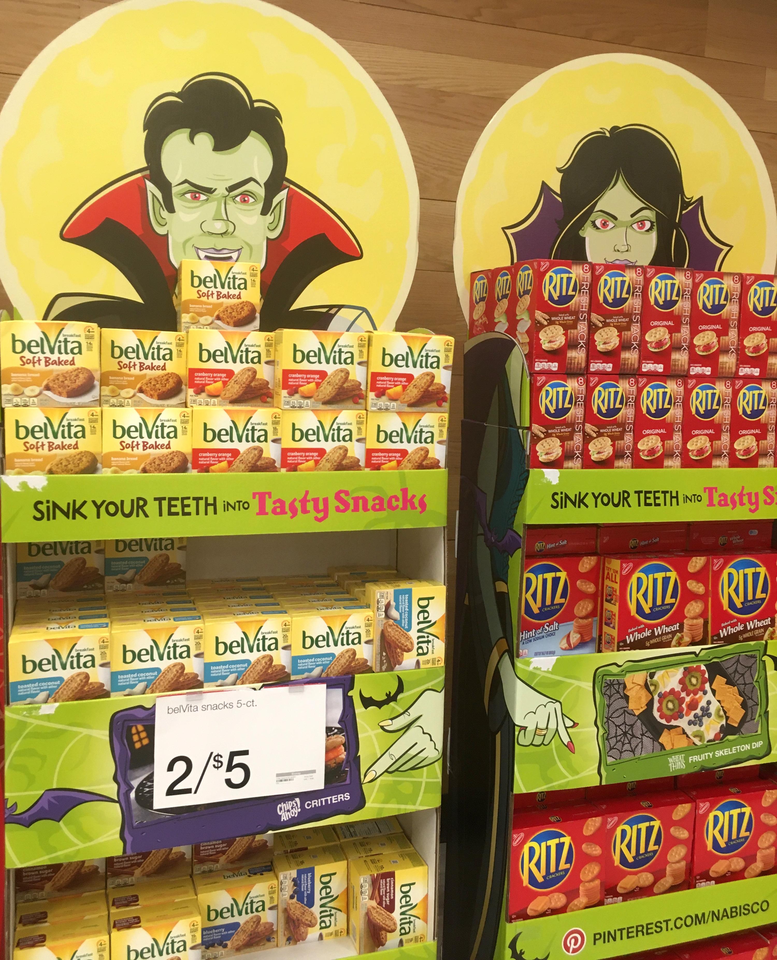 ハロウィン スーパーマーケット