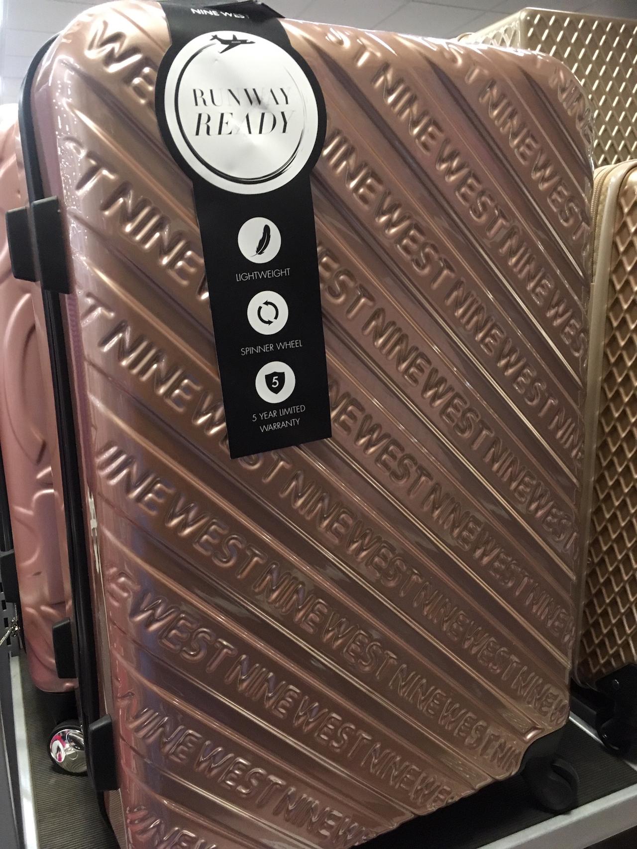 ナイン・ウエスト スーツケース