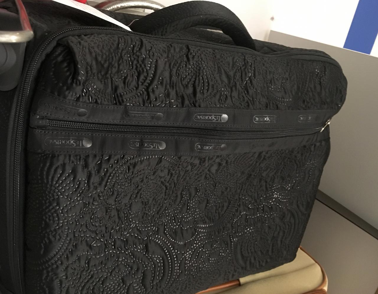 レスポ スーツケース