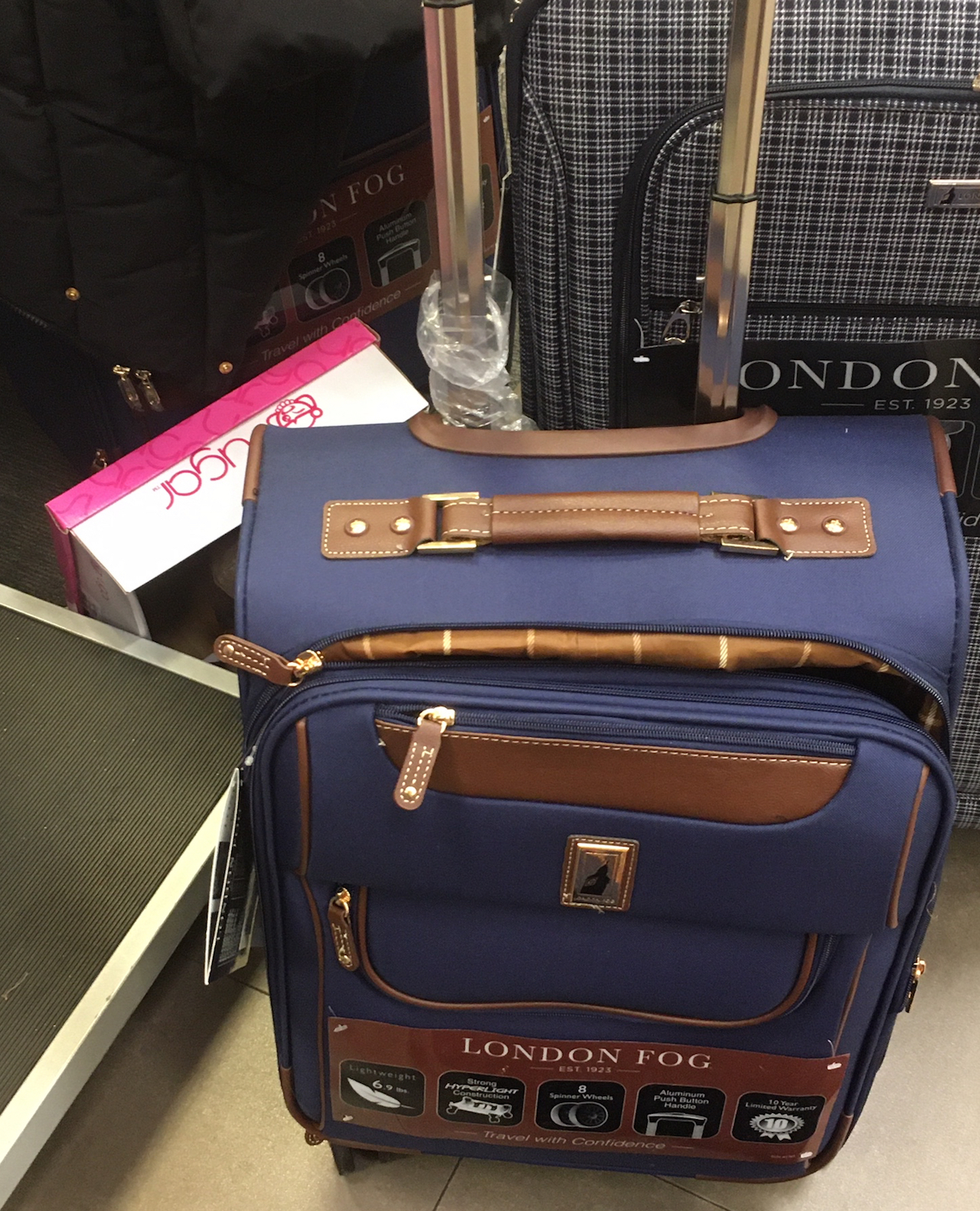 ロンドンフォグ スーツケース 1