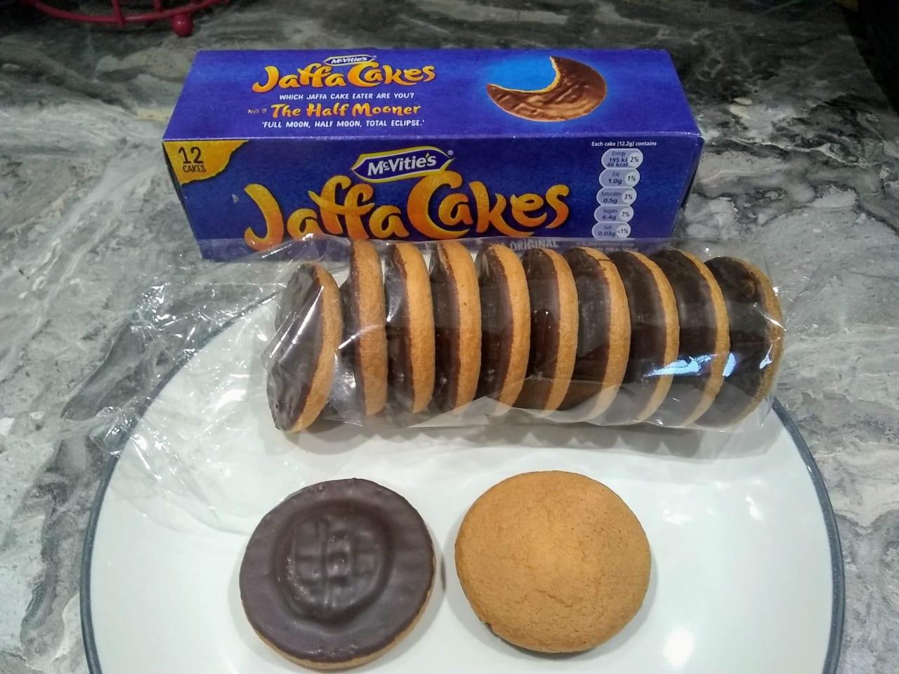 ジャファケーキ