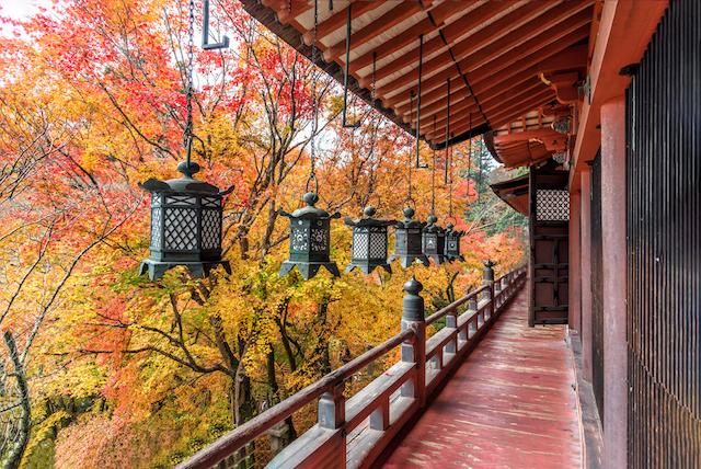 奈良 談山神社