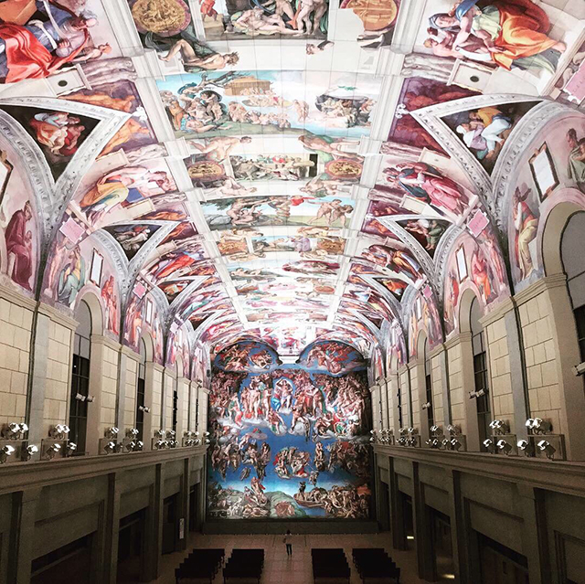トリップアドバイザー日本の美術館ランキング2019「3位大塚国際美術館」
