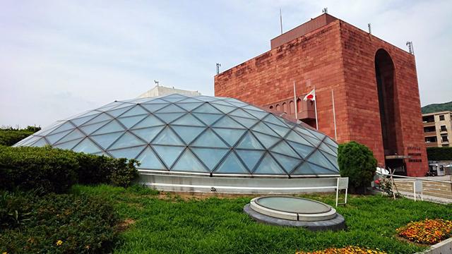 トリップアドバイザー日本の博物館ランキング2019「長崎原爆資料館」