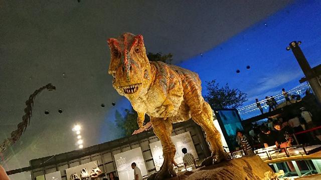 トリップアドバイザー日本の博物館ランキング2019「福井県立恐竜博物館」