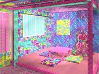 ブッキング・ドットコム限定企画「KAWAII Japanese room - Addicted to TOKYO」