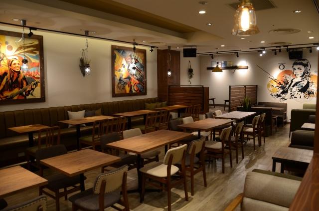 kawara CAFE&DINING内装2