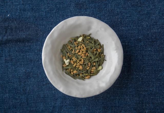 宇治抹茶入り玄米茶