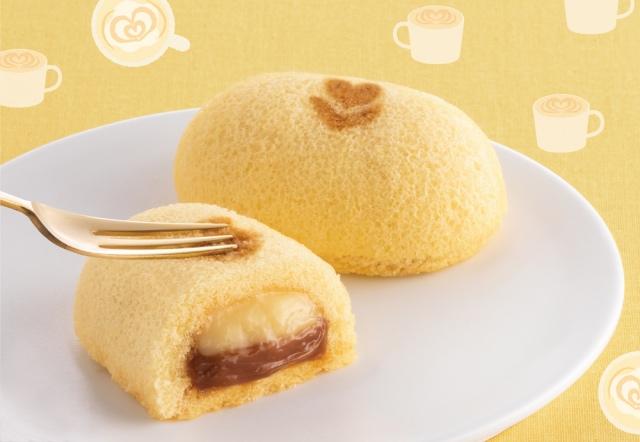 冬季限定キャラメルラテケーキ/東京ばな奈