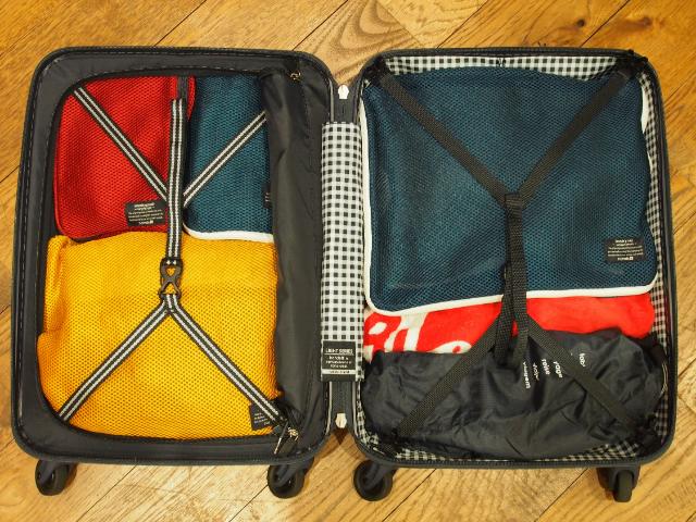 スーツケースの伝道師パッキング術1