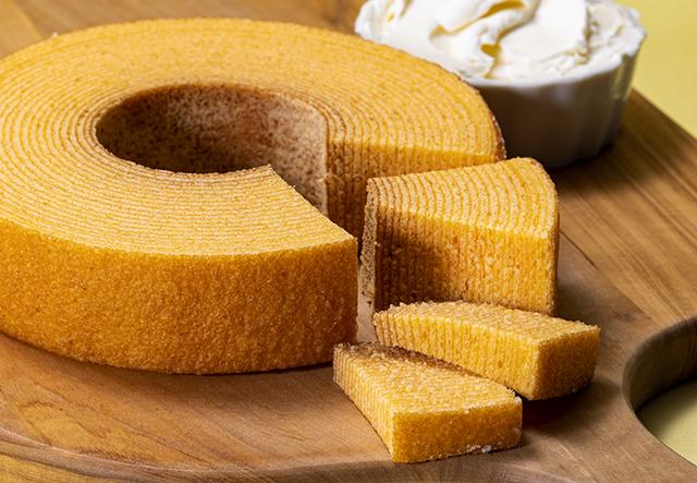 ねんりん家「チーズ香るバームクーヘン」