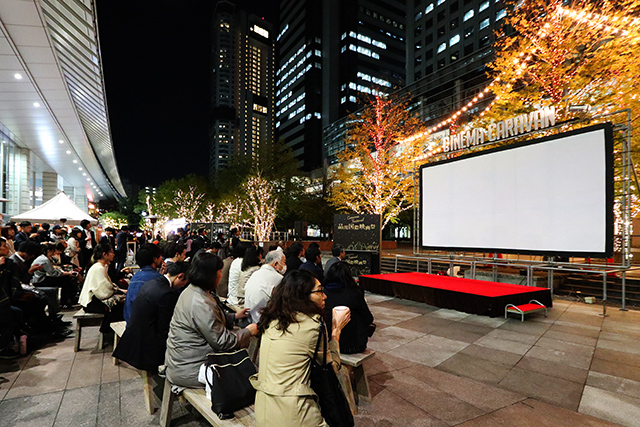 品川国際映画祭初日の様子