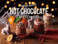 オーサムストア&カフェ「ホットチョコレート」