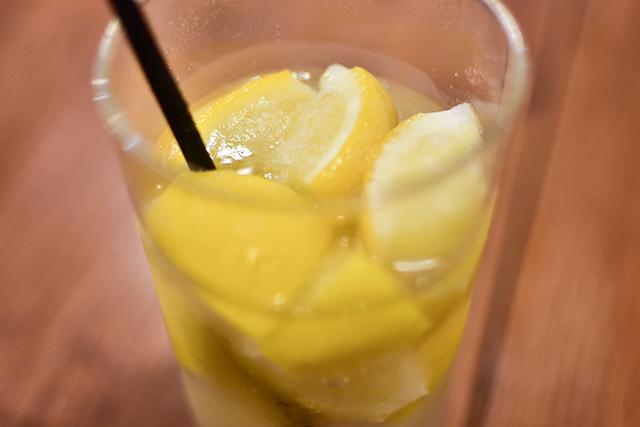 レモンだけになったら「追っかけ」しましょう