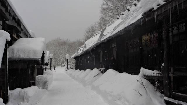 雪の佇まい②
