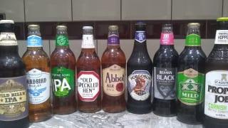 イギリスエールビール