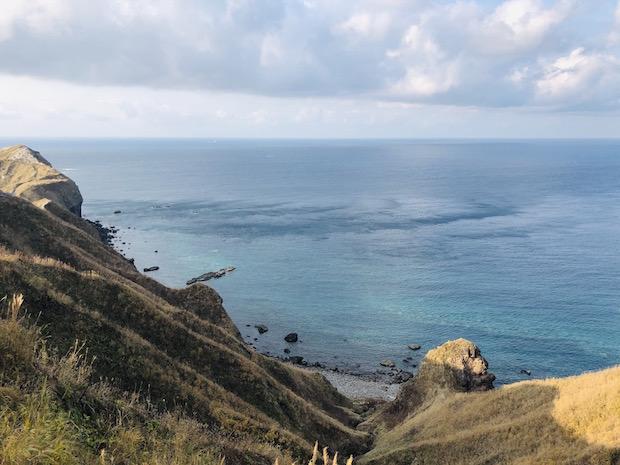 神威岬 シャコタンブルー