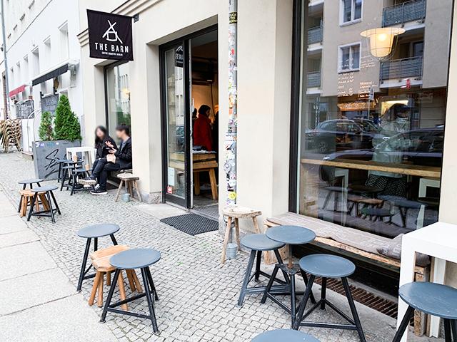 ベルリンで美味しいコーヒーを飲みましょう