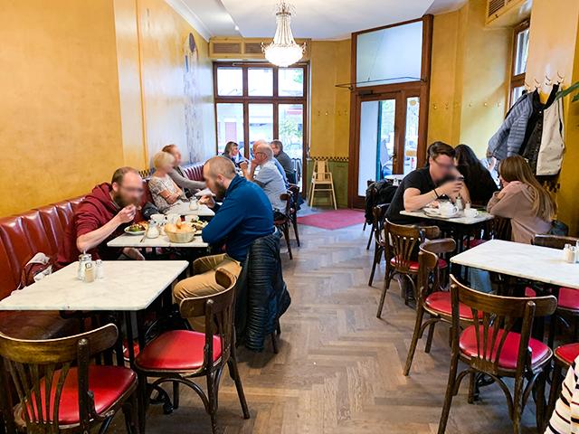 ベルリンの人気カフェ「Sowohl Als Auch」